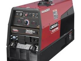 Lincoln Electric Ranger 305 D Engine Driven Welder - picture0' - Click to enlarge