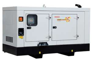 NEW YANMAR YH440 DTLS 37KVA 3 PHASE GENERATOR FOR SAle