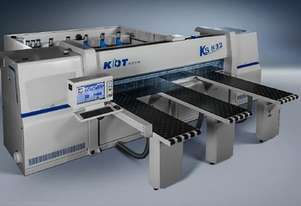 KDT 832 Front loading- fast,strong and efficient