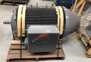 400 kw 530 hp 4 pole 415 v AC Electric Motor