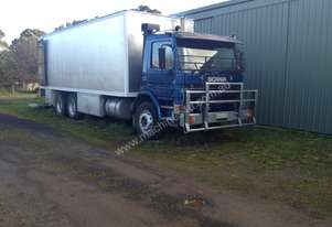Truck for sale, 1986 Scania P112M, 6X4
