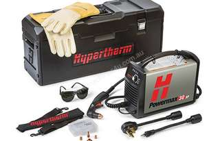 Hypertherm Powermax30 XP 240V Hand Plasma Cutter