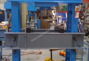 HD200/H Electric Hydraulic H Frame Press