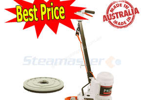 Polivac C25 Dual Speed Floor Polisher/Scrubber with Pad Holder