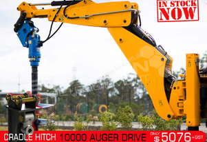 10000 Auger Drive Unit. Suit 8 to 13T Backhoe loaders ATTAGT