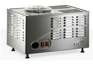 MUSSO IMM0002 COUNTERTOP ICE CREAM MACHINE