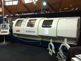 720mm & 800mm Swing Flat Bed CNC Lathes up to 255mm bore - picture2' - Click to enlarge