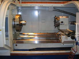 720mm & 800mm Swing Flat Bed CNC Lathes up to 255mm bore - picture4' - Click to enlarge