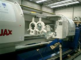 720mm & 800mm Swing Flat Bed CNC Lathes up to 255mm bore - picture5' - Click to enlarge