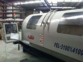 720mm & 800mm Swing Flat Bed CNC Lathes up to 255mm bore - picture9' - Click to enlarge