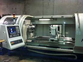 720mm & 800mm Swing Flat Bed CNC Lathes up to 255mm bore - picture11' - Click to enlarge