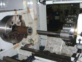 720mm & 800mm Swing Flat Bed CNC Lathes up to 255mm bore - picture14' - Click to enlarge