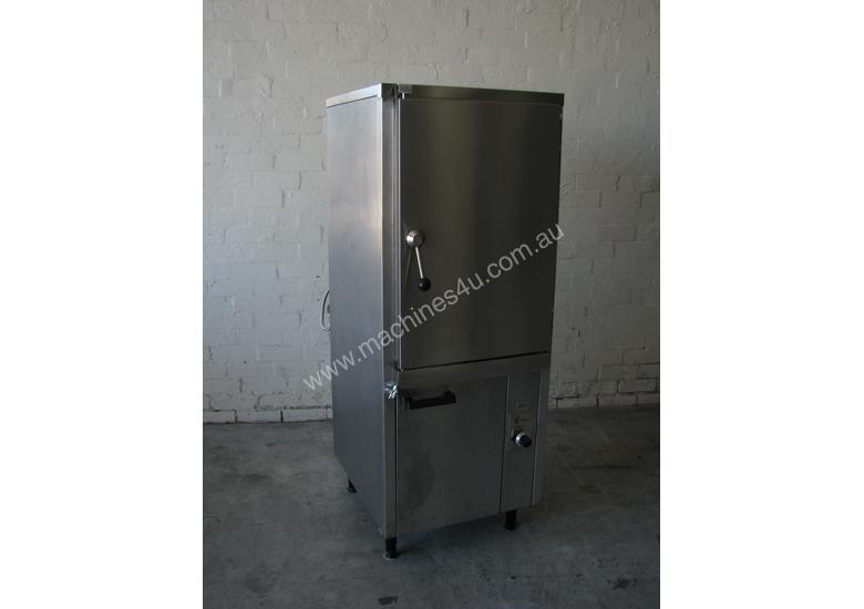 Used Falcon Commercial Kitchen Gas Steamer Steaming Oven - Falcon ...