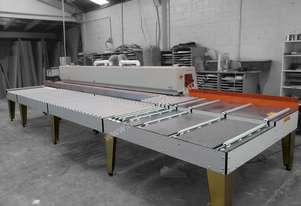 BRAND  NEW   EDGEBANDER  RETURN  CONVEYOR