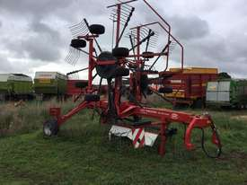 Lely Hibiscus 815 CD Vario Rakes/Tedder Hay/Forage Equip - picture0' - Click to enlarge