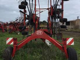 Lely Hibiscus 815 CD Vario Rakes/Tedder Hay/Forage Equip - picture1' - Click to enlarge