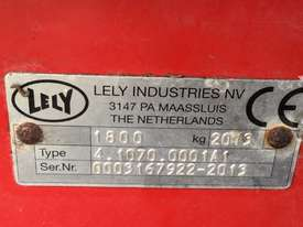 Lely Hibiscus 815 CD Vario Rakes/Tedder Hay/Forage Equip - picture2' - Click to enlarge