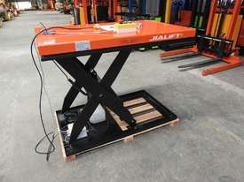 1T Electric Scissor Lift Table - picture0' - Click to enlarge