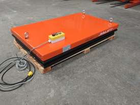 1T Electric Scissor Lift Table - picture2' - Click to enlarge