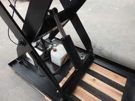 1T Electric Scissor Lift Table - picture3' - Click to enlarge
