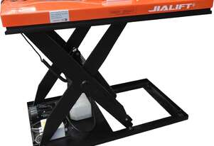 1T Electric Scissor Lift Table