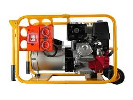Powerlite Honda 8kVA Generator Worksite Approved - picture8' - Click to enlarge