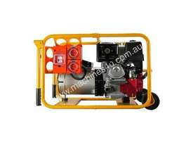 Powerlite Honda 8kVA Generator Worksite Approved - picture10' - Click to enlarge
