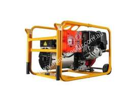 Powerlite Honda 8kVA Generator Worksite Approved - picture11' - Click to enlarge