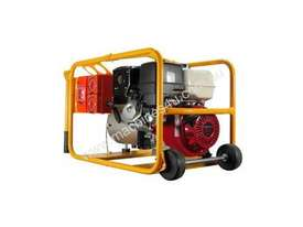 Powerlite Honda 8kVA Generator Worksite Approved - picture12' - Click to enlarge