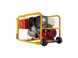 Powerlite Honda 8kVA Generator Worksite Approved - picture15' - Click to enlarge