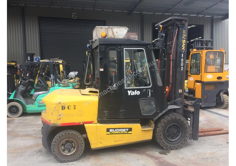 5T Counterbalance Forklift