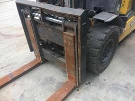 5T Counterbalance Forklift - picture3' - Click to enlarge
