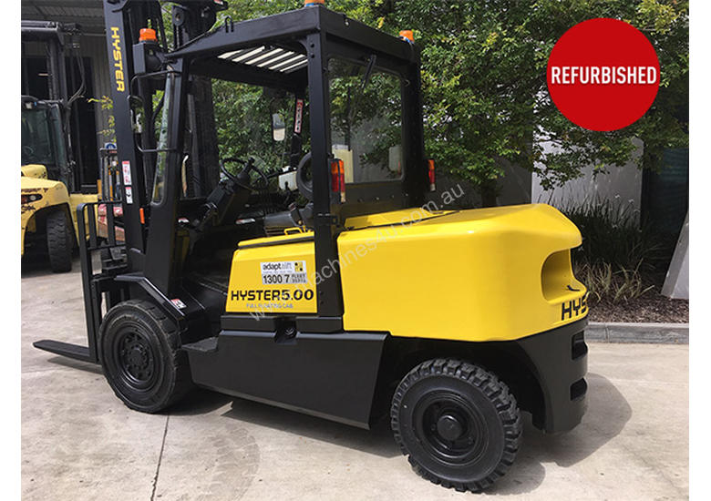 5T Diesel Counterbalance Forklift
