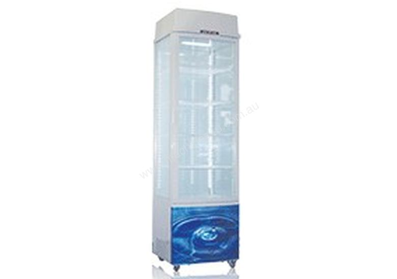 EXQUISITE - CTD235-WHITE - DISPLAY CABINETS - UPRIGHT DISPLAY CHILLERS