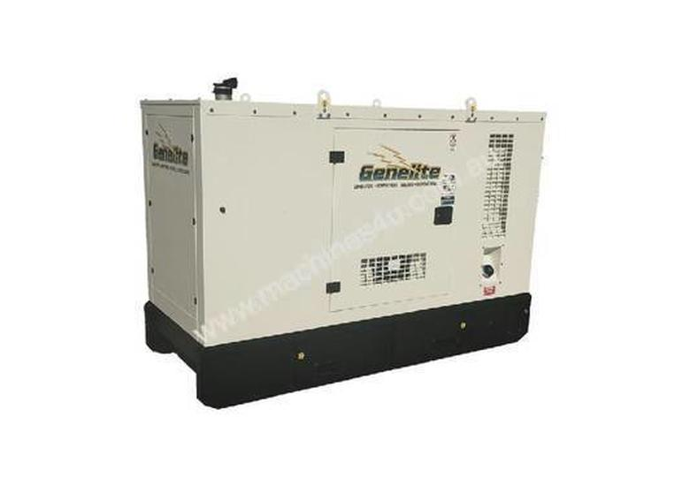 Genelite 55kva Cummins Three Phase Diesel Generator