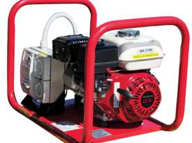 Industrial Petrol 2.7kW/3.3kVA Generator - picture1' - Click to enlarge