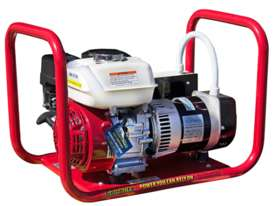 Industrial Petrol 2.7kW/3.3kVA Generator - picture2' - Click to enlarge
