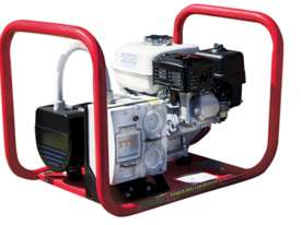 Industrial Petrol 2.7kW/3.3kVA Generator - picture3' - Click to enlarge