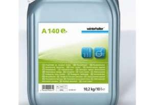 Winterhalter A140e 10L protein residues for UF series