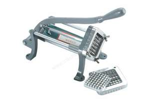 Chef Inox French Fry Cutter - 1/2