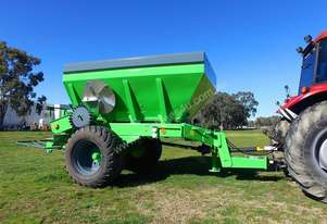 2018 UNIA RCW 5500 TRAILING BELT SPREADER (5500L)