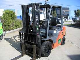 TOYOTA 32-8FG25 DELUXE LPG  with Container Mast - picture7' - Click to enlarge