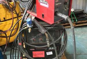 MIG Welder Lincoln 350 PowerPlus 500 amp SWF Heavy Duty Welding Machine