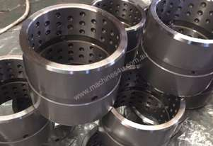 EXCAVATOR BUSHERS FROM 30 mm TO 100 MM