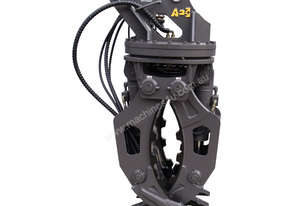 New Attach2 Rotating Stone Grab Attachment to suit 12-15T Excavator