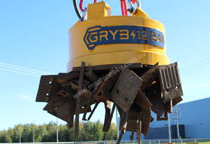 GRYB 24V Battery Magnet for excavators