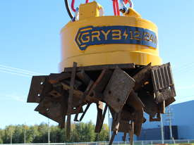 GRYB 24V Battery Magnet for excavators - picture0' - Click to enlarge