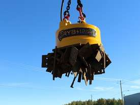 GRYB 24V Battery Magnet for excavators - picture1' - Click to enlarge