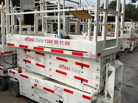 2012 - 10M Electric Scissor Lift - picture0' - Click to enlarge