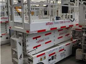 2012 - 10M Electric Scissor Lift - picture1' - Click to enlarge